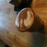 2 rosettas and two reversed hearts